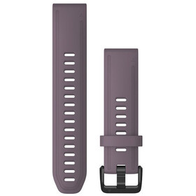 Garmin QuickFit Silikon Uhrenband 20mm für Fenix 6S lila